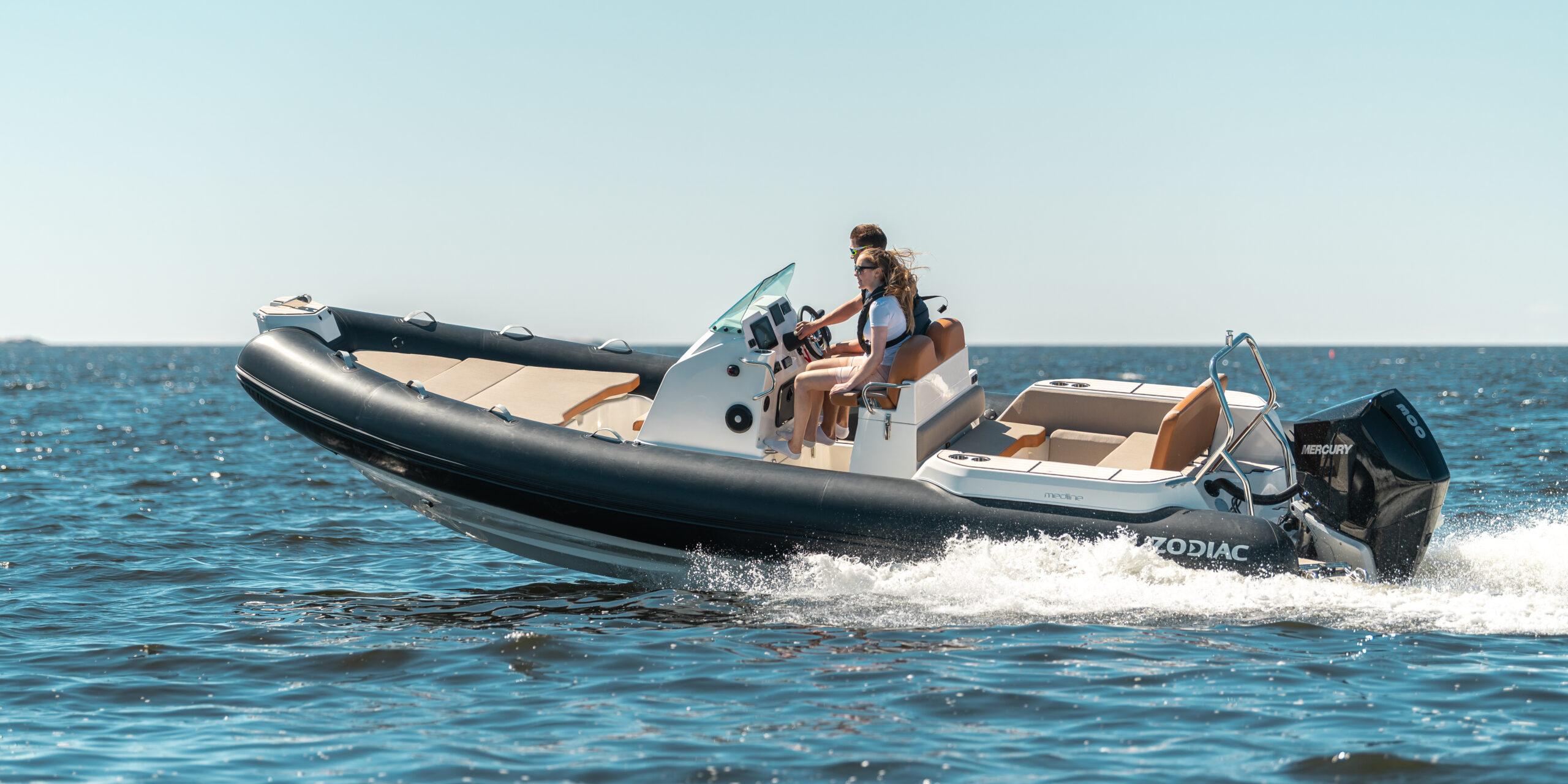 Vælg den rette RIB båd